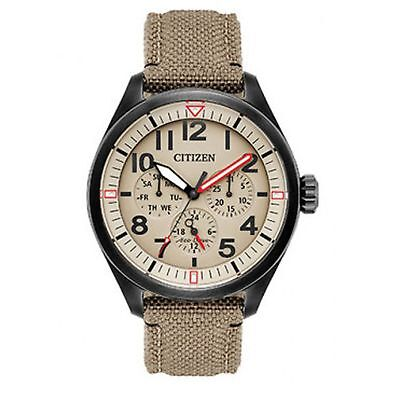 Citizen BU2055-08X Men's Chandler Beige Eco-Drive Watch