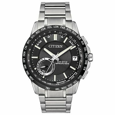 Citizen CC3005-85E Men's Eco-Drive Black Eco-Drive Watch