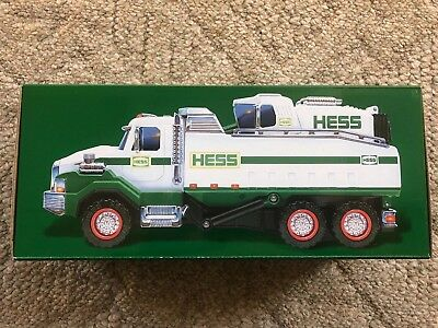 2017 HESS Holiday Toy Truck - Dump Truck and Loader - New in Box