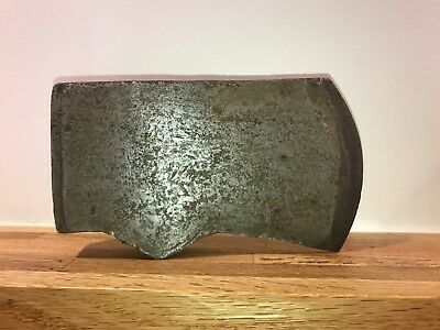 Vintage Southern Kentucky Dock Pattern Axe Head * 4lbs Antique Unique Rare