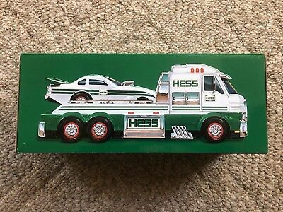 New 2016 Hess Toy Truck And Dragster (Nib)
