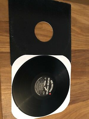"DILALTED PEOPLES Maxi 12"" ABB Records 1998 Work the Angles/Main Event"