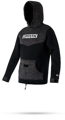 Mystic Voltage Sweat Kite Surf Jacket windproof layer + free Swell Shell poncho