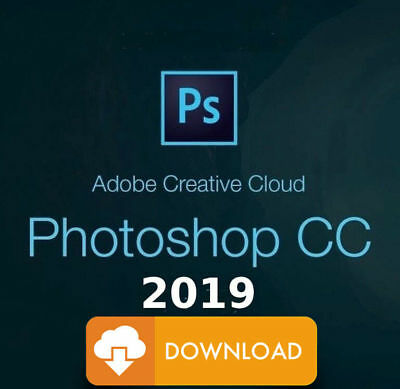 Adobe Photoshop CC 2019 Life Time All Language (Direct Link Download and Guide)