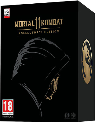 Mortal Kombat 11 Kollector's Ed PC    In stock now