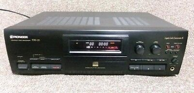 Pioneer PDR-05 CD PLAYER/RECORDER