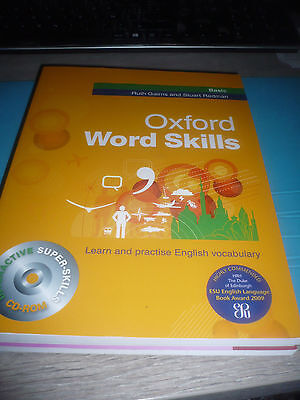 OXFORD WORD SKILLS Basic NEW + CD-rom Oxford