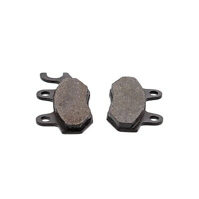 Front Right Semi-Metallic Brake Pad Set for 1998 Suzuki Quadrunner LTF500