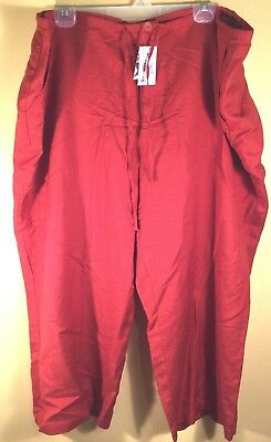 4265d7478c059 NEW ASHLEY STEWART Pants Womens Size 22 W Burnt Orange Career Casual ...