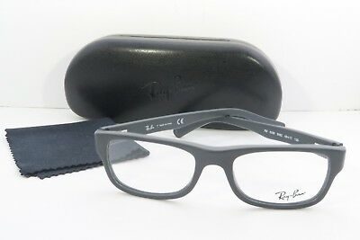 919d3cb7a4 NEW RAY-BAN RB 5268 5553 Violet Eyeglasses Authentic Frames Rx ...