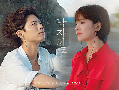 Encounter OST (TvN Drama) CD+Booklet+Tracking No.