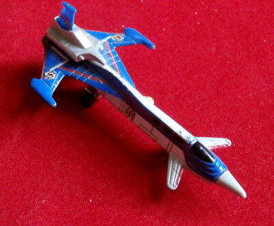 CAPTAIN SCARLET - SPECTRUM PASSENGER JET - SPJ - 4.5 inches 1993