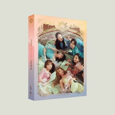 GFRIEND G-FRIEND - Time for us [Daytime ver] CD+Photobook+Poster+Gift Photocards