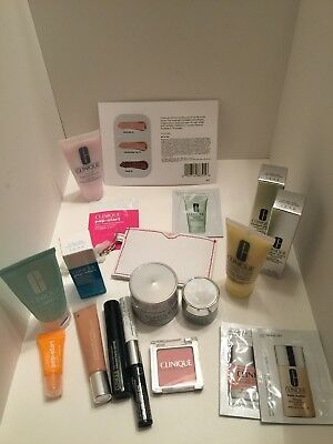 Huge Mixed Lot Of Clinique Products & Samples