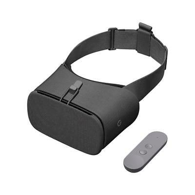 NEW - Google - Daydream View (Latest Version - 2017) VR Headset - Charcoal