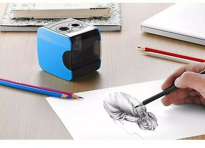 SMARTRO Electric Pencil Sharpener, Best Battery Operated Heavy Duty Sharpener!!!