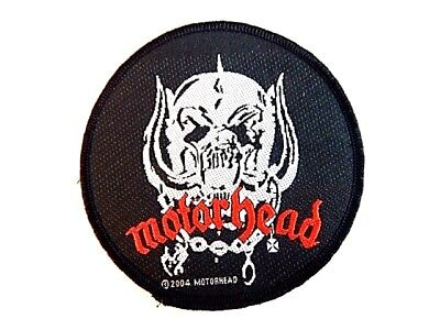 Nos Motorhead Patch Hardcore British Heavy Metal Hard Rock Snaggletooth War Pig