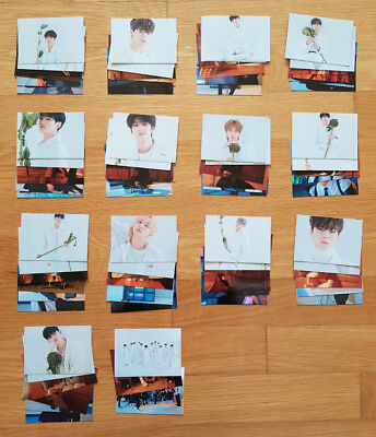 SEVENTEEN 6th Mini Album YOU MADE MY DAWN Kinho Official Photocards Member Set