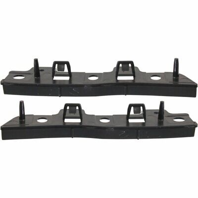 Set of 2 Bumper Face Bar Braces New Front Right-and-Left Ram Truck LH /& RH Pair