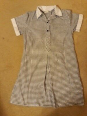 Girls School Dress Size 14