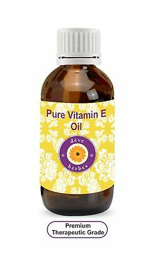 Vitamin E Oil 100% Pure Natural Therapeutic Grade Antioxidants, Reduce Wrinkles