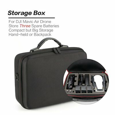 Portable Hard Shell Storage Case Box Shoulder Bag for DJI Mavic Air Drone T1