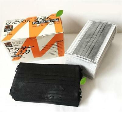 Mouth Face Mask Four Layer Disposable Charcoal Activated Carbon Mask Filter FI