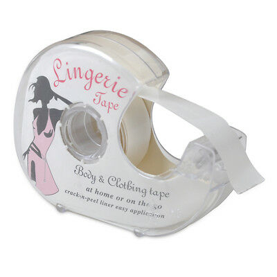 Secret Safe Lingerie Tape Body Clothing Dress Tape Sided Clear Bra Adhesive