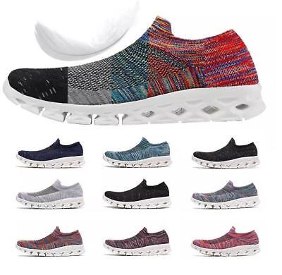 Hot Men Women Running Shoes Casual Sock Shoes Breathable Athletic Sport Sneakers