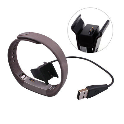 0.3M USB Charging Clip Charger Cable Cord for Fitbit Alta Smart Watch Wristband