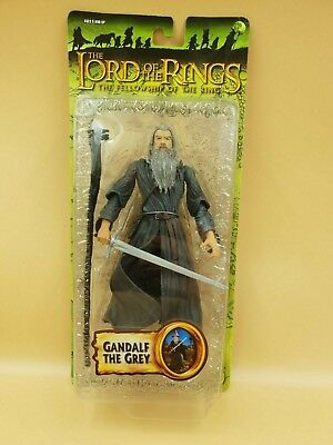 Lord of the Rings Toy Biz Gandalf the Grey Action Figure New.Collectable,Rare