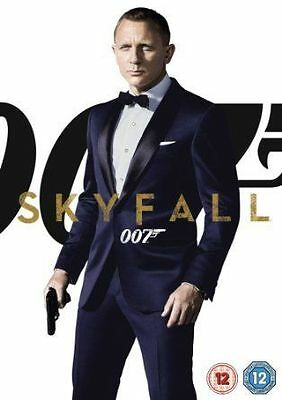 Skyfall Dvd Daniel Craig Brand New & Factory Sealed