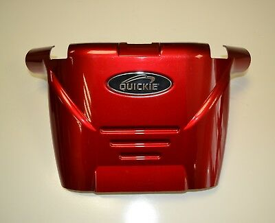 Front Shroud for Quickie Salsa M Power Wheelchair Red