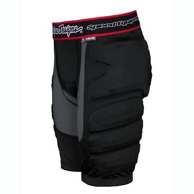 Troy Lee Designs Protektor-Short LPS 7605 Schwarz