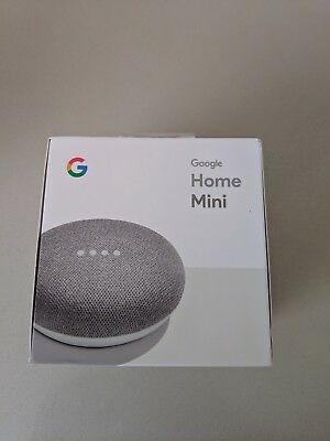 Google Home Mini Smart Assistant - Grey