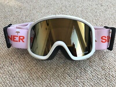 3384b23cd71 Sinner Duck Mountain Kids Ski Goggles