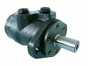 M+S Hydraulic Motor, 125Cc To 315Cc Rev, High Pressure Shaft Seal, Epm