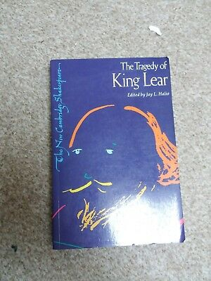 The Tragedy of King Lear: Shakespeare, Edited By Jay L. Halio, Very Good