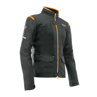Acerbis Fahrerjacke Ramsey My Vented 2.0 Long Orange
