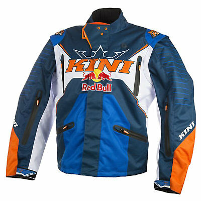 Kini Red Bull Fahrerjacke Competition Navy/Orange