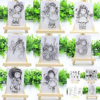 Metal Rubber Cutting Dies Paper Card Embossing Stencils Scrapbooking new