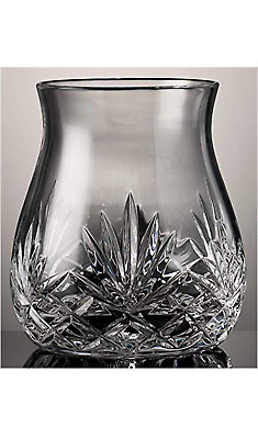 Glencairn Cut Crystal Mixer Whisky/Spirit/Rum/Cognac Gin Glass Black & Gold Box