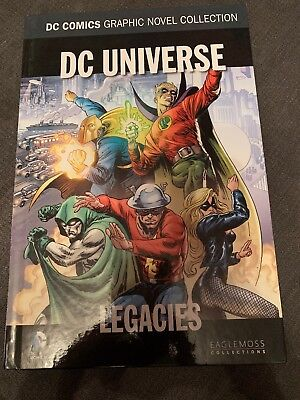 Dc Comics Graphic Novel Collection Special-DC Universe