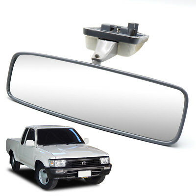 Interior Inside Rear View Mirror Grey Fits Toyota Hilux Mighty-x LN85 1988 1997