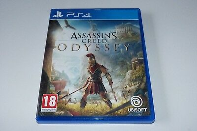 Assassin's creed odyssey sur Playstation 4 PS4