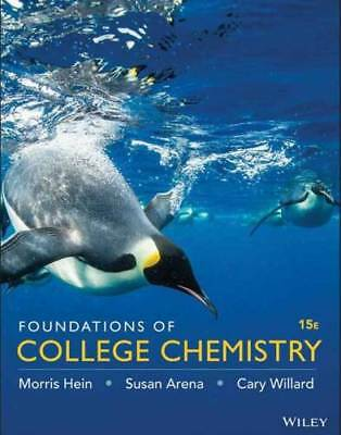 EB00K-Foundations of College Chemistry 15th Ed 🔐 Instant Delivery (30s) 📥