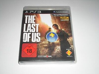 PS3 - The Last of Us ** Playstation 3 USK 18