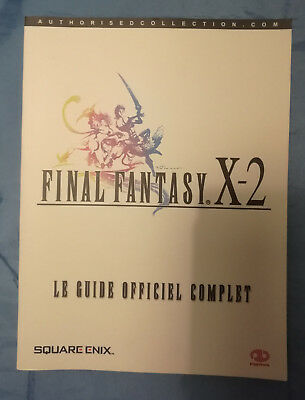 Final Fantasy X-2 Guide Officiel PS2