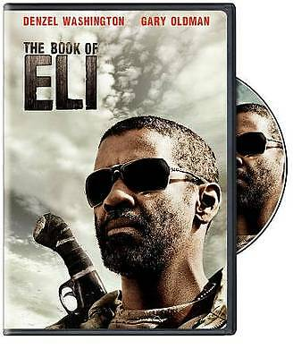 The Book of Eli (DVD, 2010) NEW SEALED