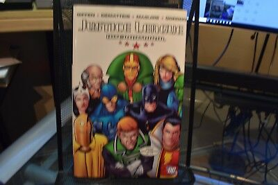 Justice League International Volume 1 DC Deluxe Hardcover Giffen DeMatteis RARE